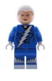 Quick Silver (Pietro Maximoff) From The Avengers - Custom Designed Minifigure